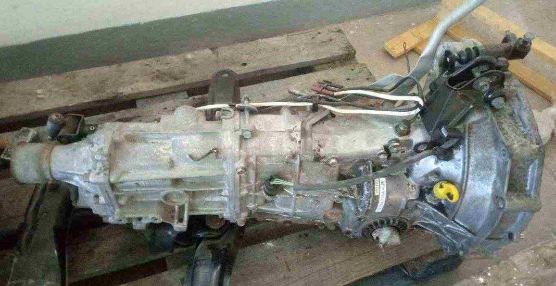 Cambio Subaru Forester 2.0 16v &quot07 TY755XT7AA-JW