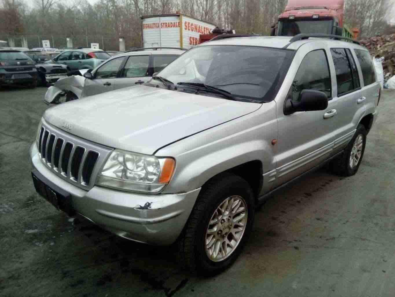 Pezzi JEEP Grand Cherokee 2700 CRD 665921
