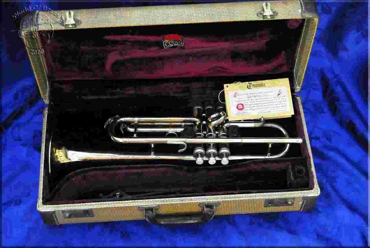 Tromba 1955 C.G. Conn 20B Connquest s/n 516696 trumpet