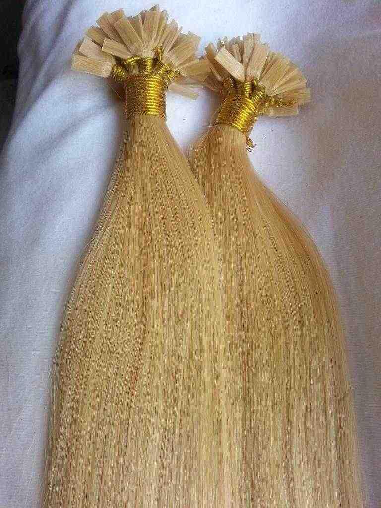 Extension capelli veri cheratina colore22 55cm 1 grammo a ciocca
