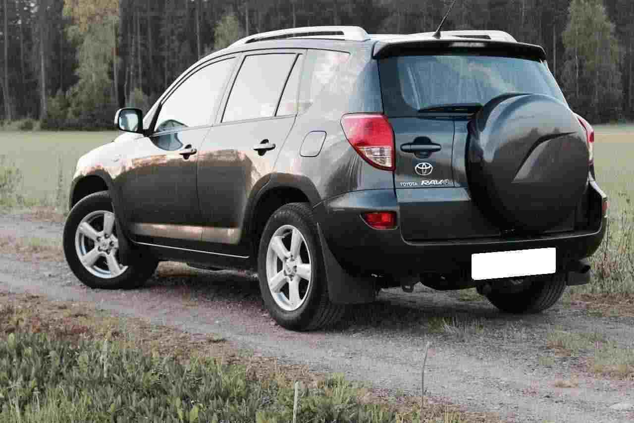 Toyota Rav 4 sol 2007