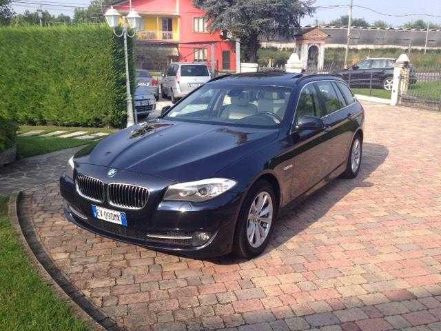 BMW 520 d Touring Futura UNICA SUPERFULL!!!!!