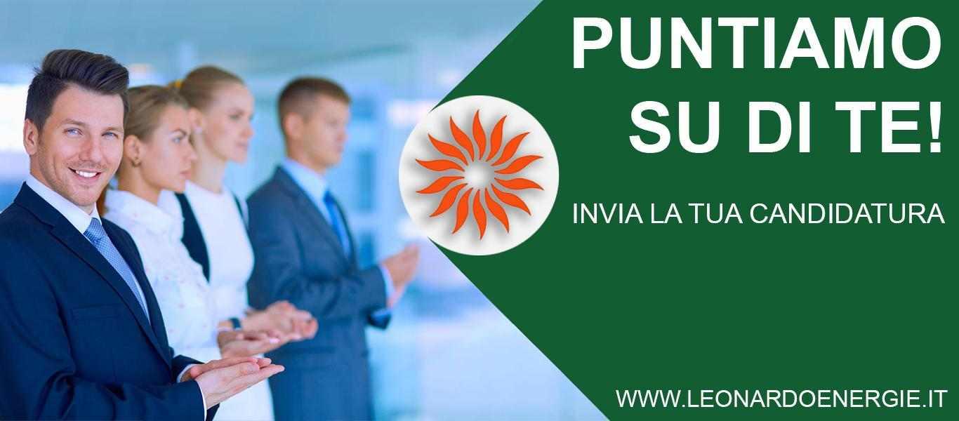 Consulente Commerciale settore Efficienza in Novara e Provincia