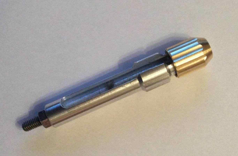 Mandrino portagesso per misuratori boccev