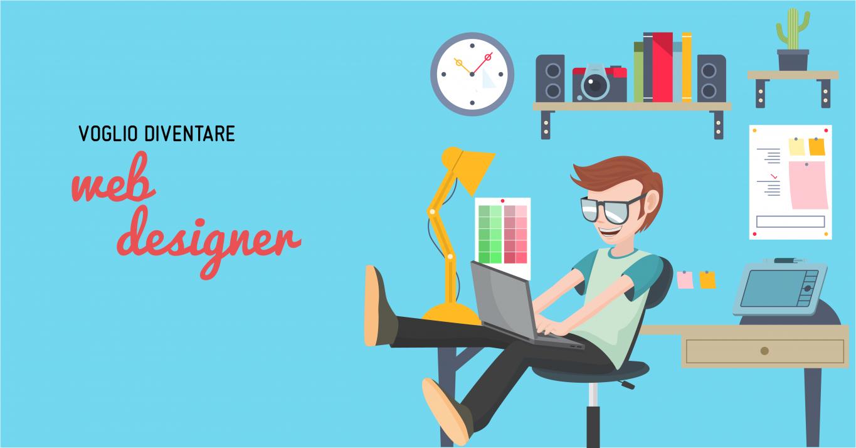 Diventa un  Web Designer e realizza siti web