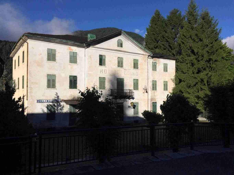 Immobile di pregio Ex storico Hotel