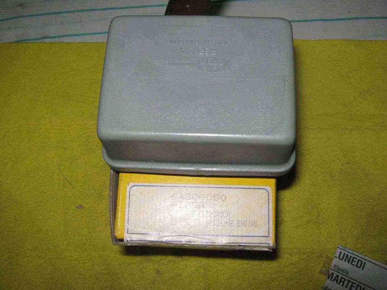 Centralina candelette elettronica Fiat uno e duna d'epoca
