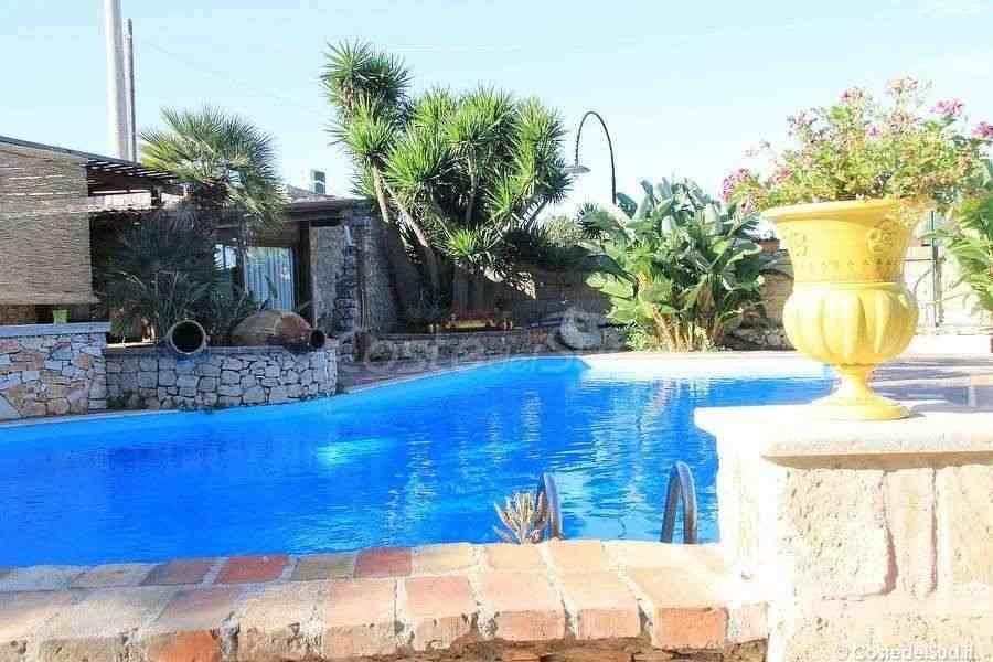 Salento - capo di leuca villa con piscina