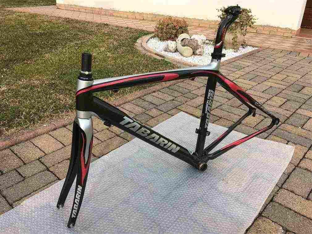 Telaio in carbonio bicicletta da corsa