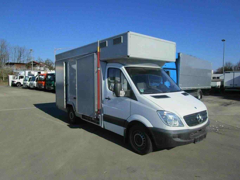 Autonegozio truck food sprinter 310 CDI -nuovo