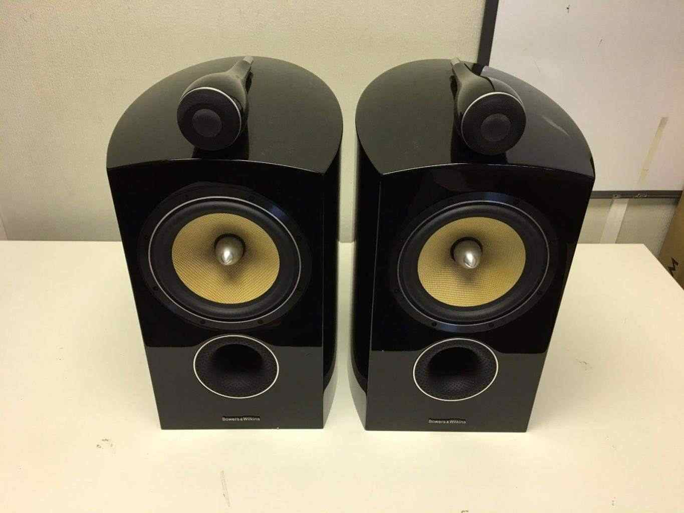 B&ampW Bowers and Wilkins 805 D2