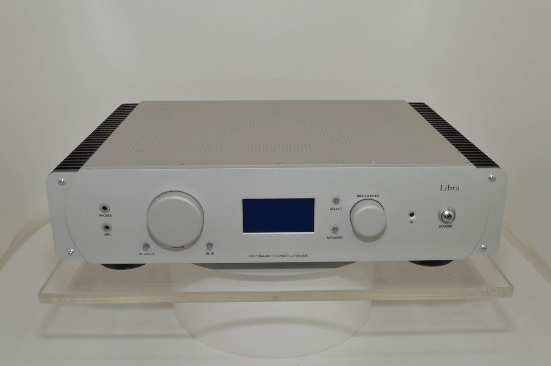Leema Acoustics Libra DAC Preamplifier