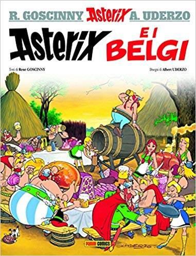 Asterix e i belgi Italiano