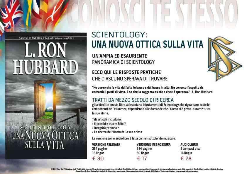 Leggi Scientology Una nuova ottica sulla vita
