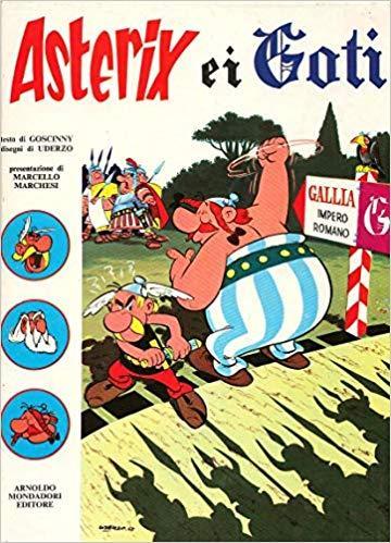 Asterix E I Goti Italiano