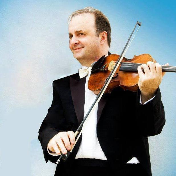 Violinista a Torino Roberto Ronco