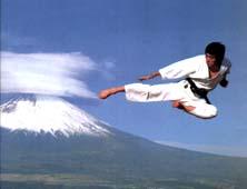 Karate a Portici e San Giorgio a Cremano