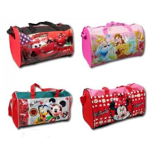 Stock 80 pezzi Borsone Zainetto Disney Bambino Minnie Topolino Principesse