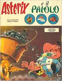 Asterix e il paiolo Italiano