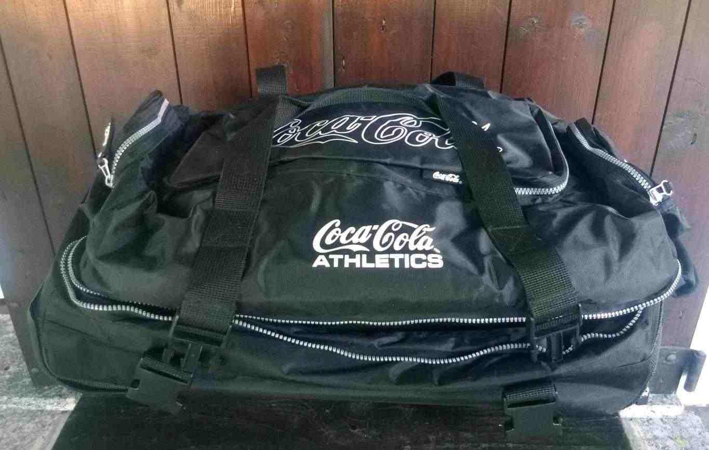 Borsa trolley coca cola athletics