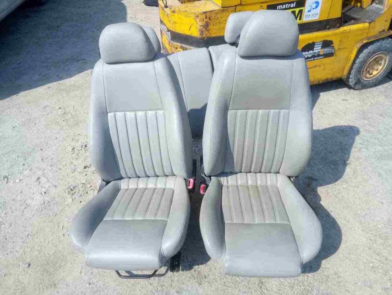 Sedili interno in pelle Alfa Romeo 147 5 porte