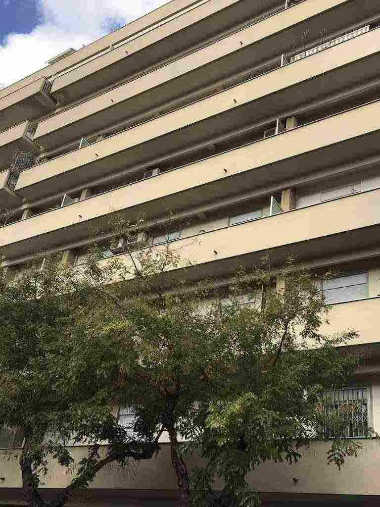Appartamento iper accessoriato panoramico doppio prospetto su Golfo Palermo e Montepellegrino