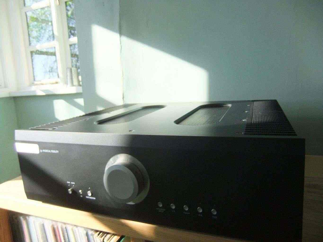 Musical Fidelity AMS35i Class A Integrated Amplifier