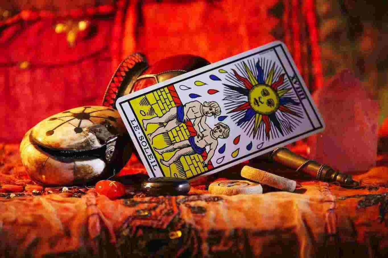 Studio di cartomanzia e ritualistica