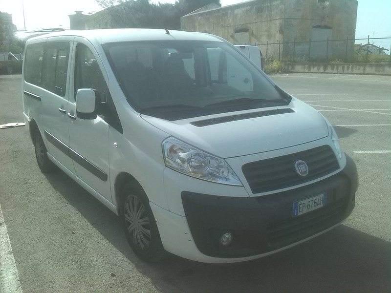Fiat Scudo 2.0 MJT 9 posti anno 2013