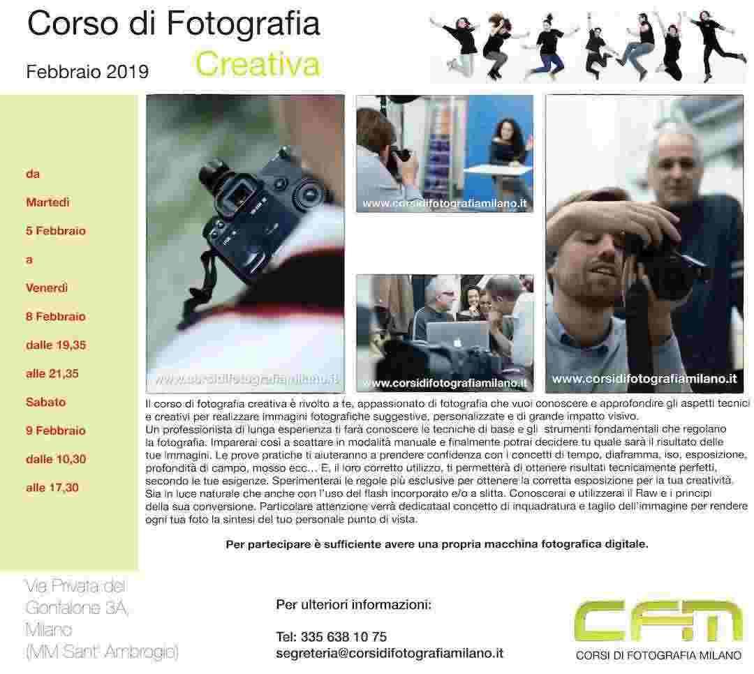 Fotografia Creativa Milano