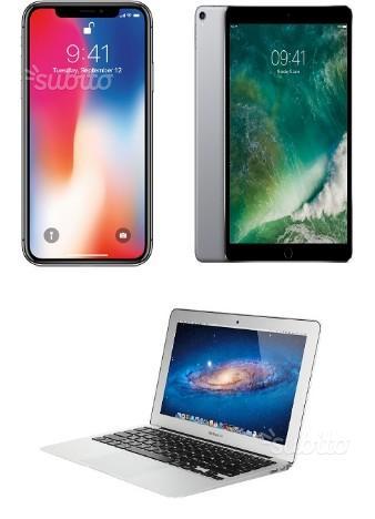 iPad Pro, MacBook, iMac nuovi scontati