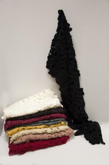 Sciarpe per donna, vari colori