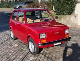 Bellissima Fiat 126 A prima serie anno 1975 auto storica