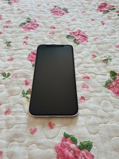 Apple iPhone X - 256GB - Argento