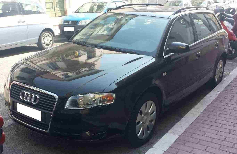 vendo Audi A4 3° serie
