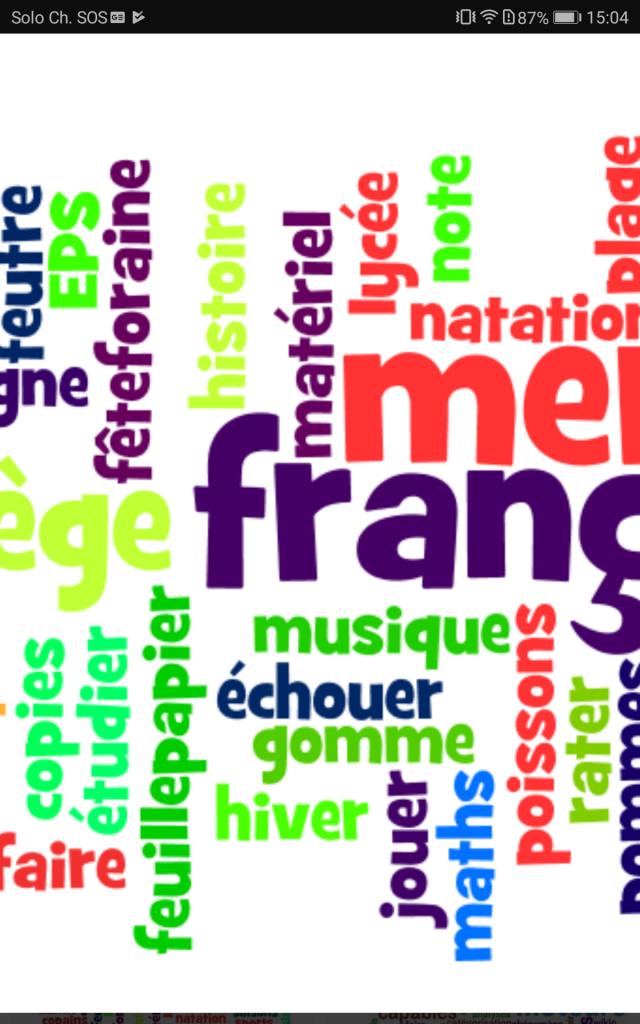 Lezioni di conversazione con madrelingua francese