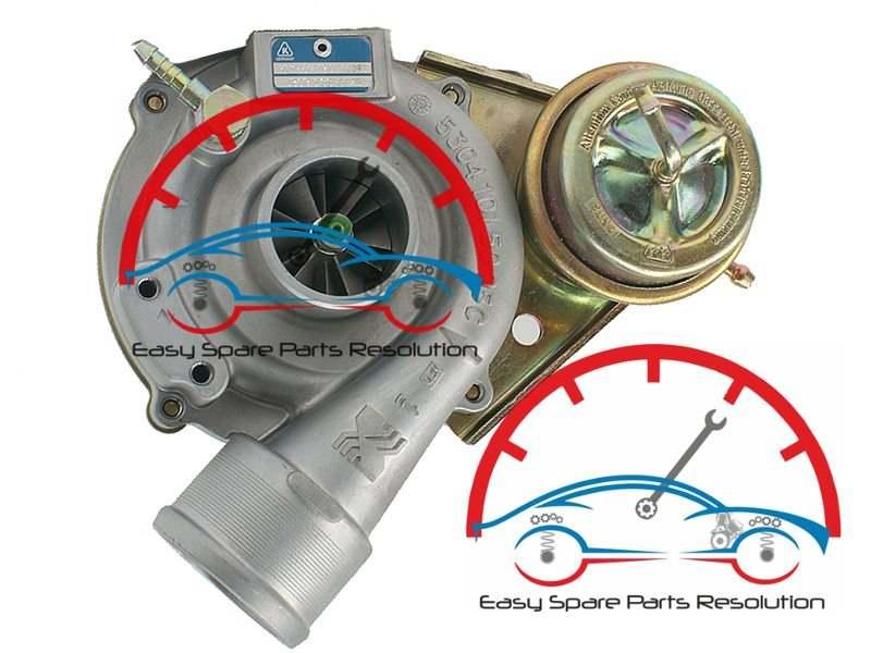 058145703L Turbina Audi A4 B5 53039700013
