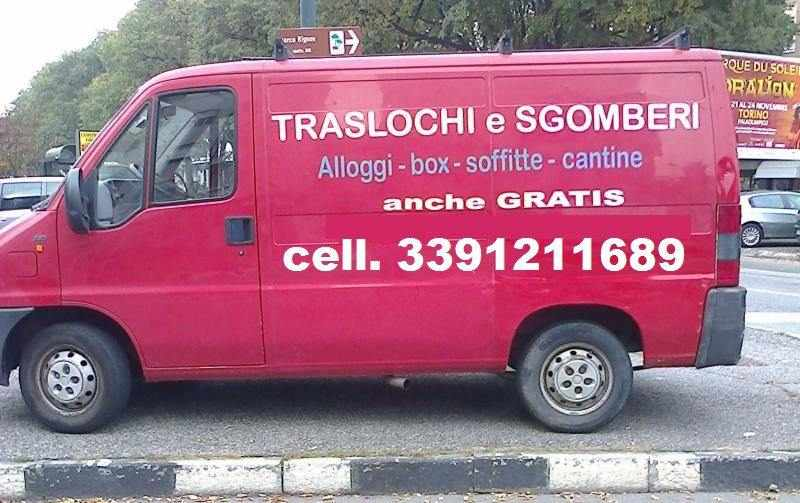 Sgombero Gratis Torino