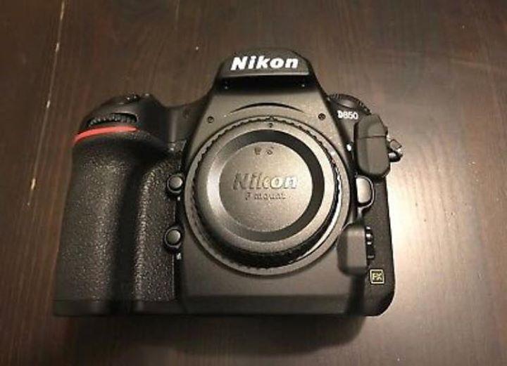 Nikon D850 FX-format Digital SLR