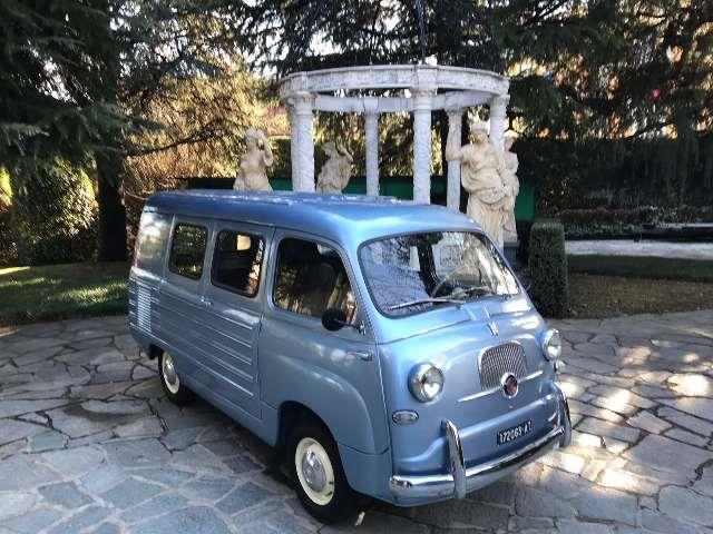 Fiat 600 Multipla multipla