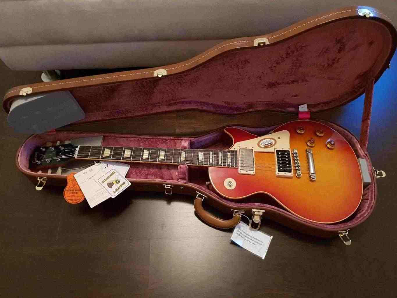 Gibson ou Les Paul 1958