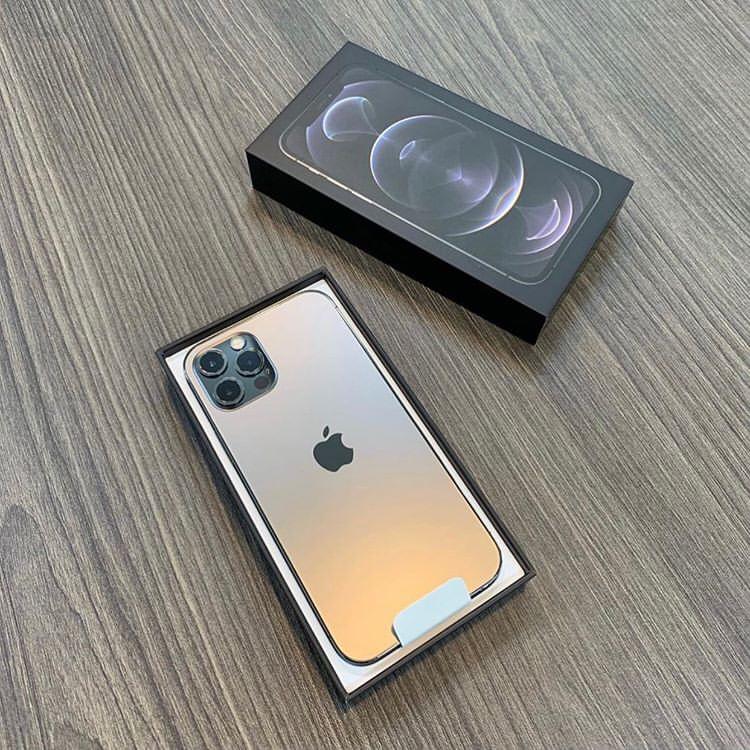 Nuovo Apple iPhone 12 Pro max - 512 GB, 256 GB e 128 GB (sbloccato) sigillato