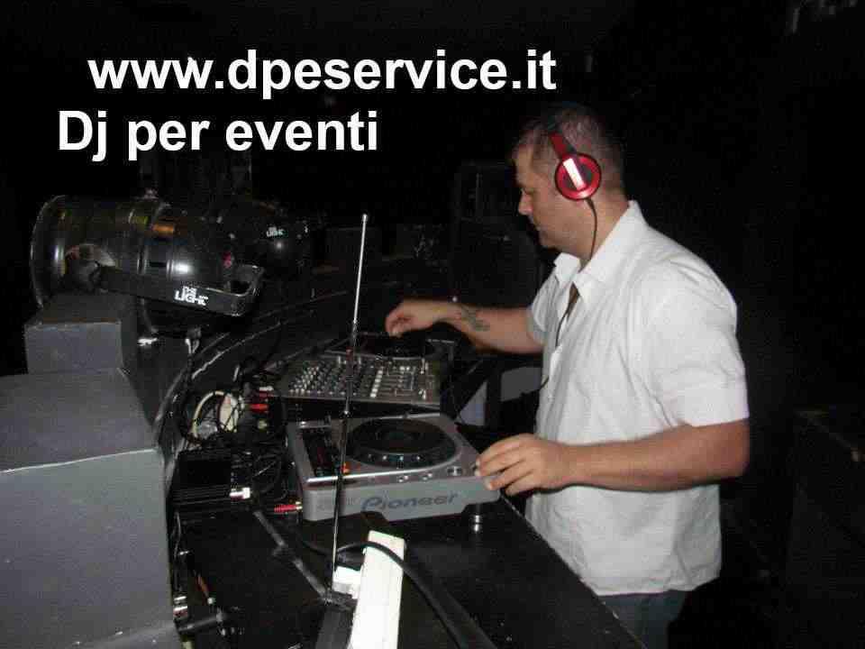 DJ per feste 18 Anni e cerimonie In Genere