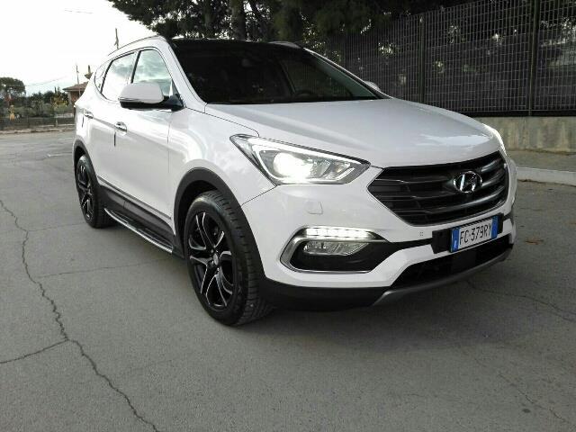 Hyundai Santa Fe 2.2 CRDi 4WD A/T