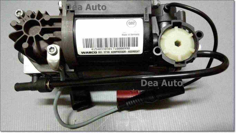 compressore sospensione aria wabco audi a8 d3 4E0616005D RIGENERATO