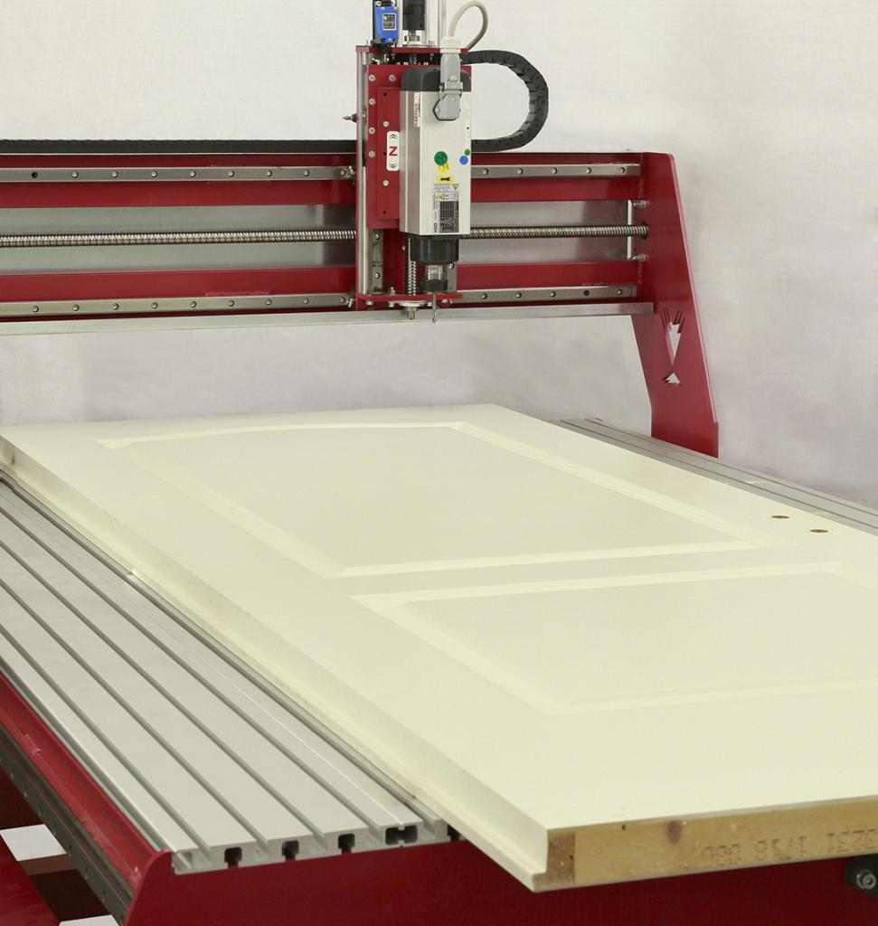 Pantografo CNC per legno alluminio forex dibond marmo plexiglass