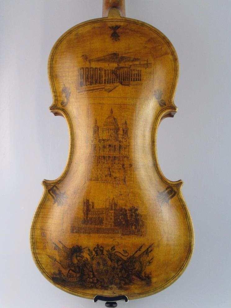 Antico Violino David Bowman