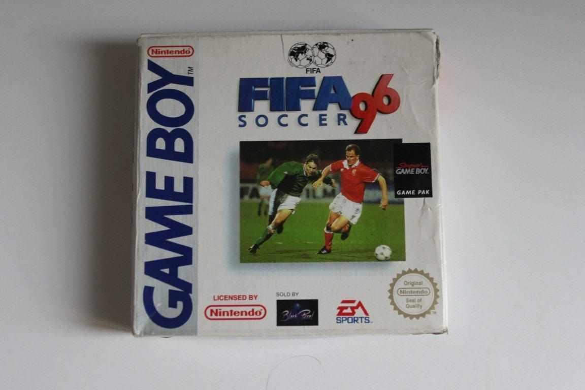 Fifa 96 Soccer Gameboy con scatola
