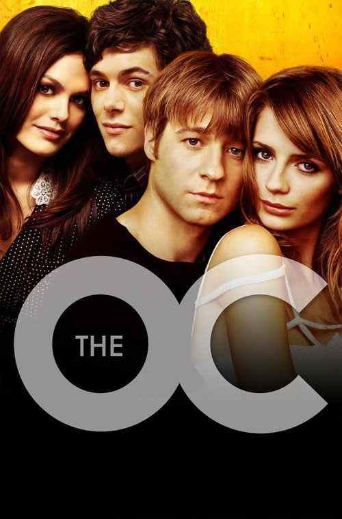 VENDO serie tv cult THE O.C. 1-2-3-4! Tutte le stagioni!