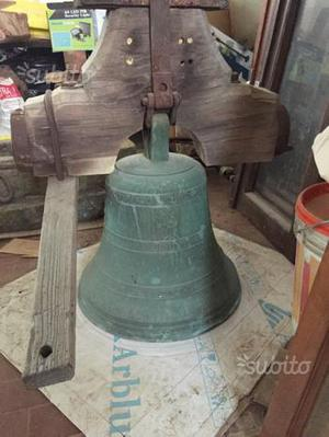 acquisto  campane in bronzo ed orologi da torre